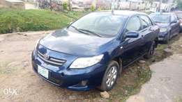 Toyota Corolla 2008 Manual