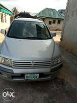 Very clean few month used Mitsubishi space wagon for awoof