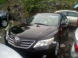 Toyota Camry in stores