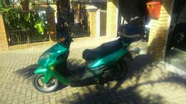 Zest Balanco 150 Scooter ( Good runner)