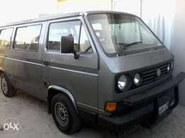 microbus for sale 2.5i