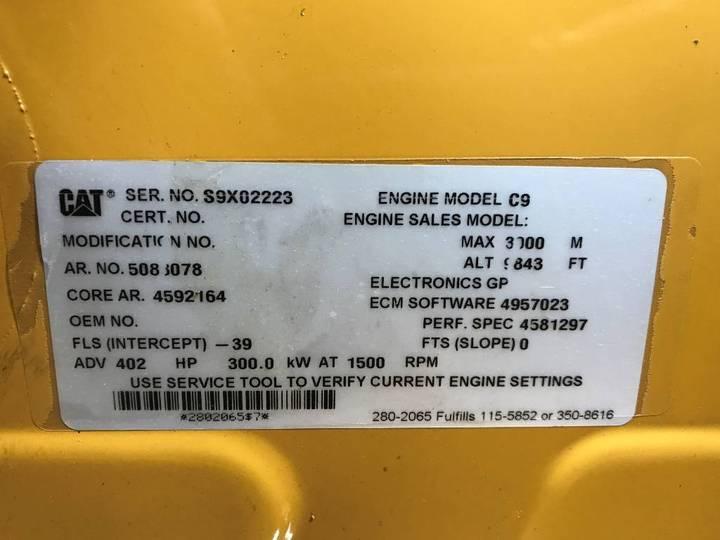 Caterpillar C9 DE250E0 - 250 kVA Generator - DPX-18019 - 2019 - image 13