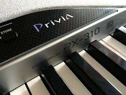Casio Privia px 310 piano