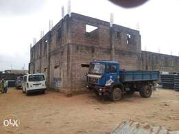 Uncompleted Hotel Buildings in 1 Accre of Land at ALIMOSO LAGOS