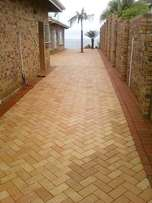 Quality paving /domestic and industrial driveways & parking areas