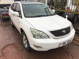Selling a toyota harrier