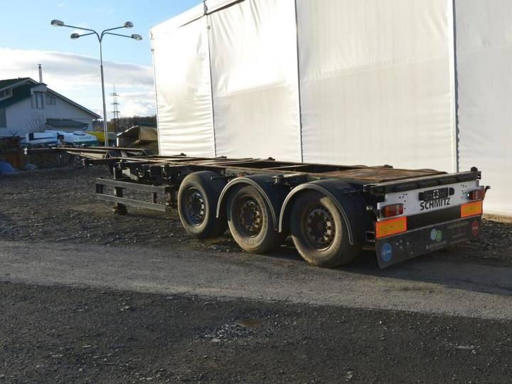 Schmitz Cargobull SCF kontejner - 2019