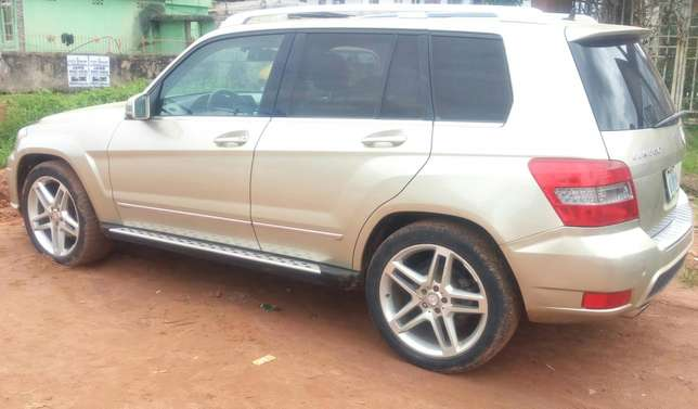 Mercedes Benz GLK350 standard numbered tokunbor Benin City - image 3