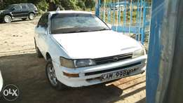 Toyota 100 quick sell.