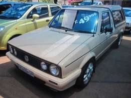 Used 1986 Volkswagen Caddy 1.8 for sale in Gauteng