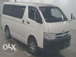 Automatic diesel Matatu box 2010 7L Toyota hiace, finance terms accept