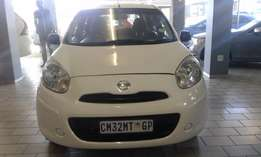 2013 Nissan micra 1.4 for sell 70000r