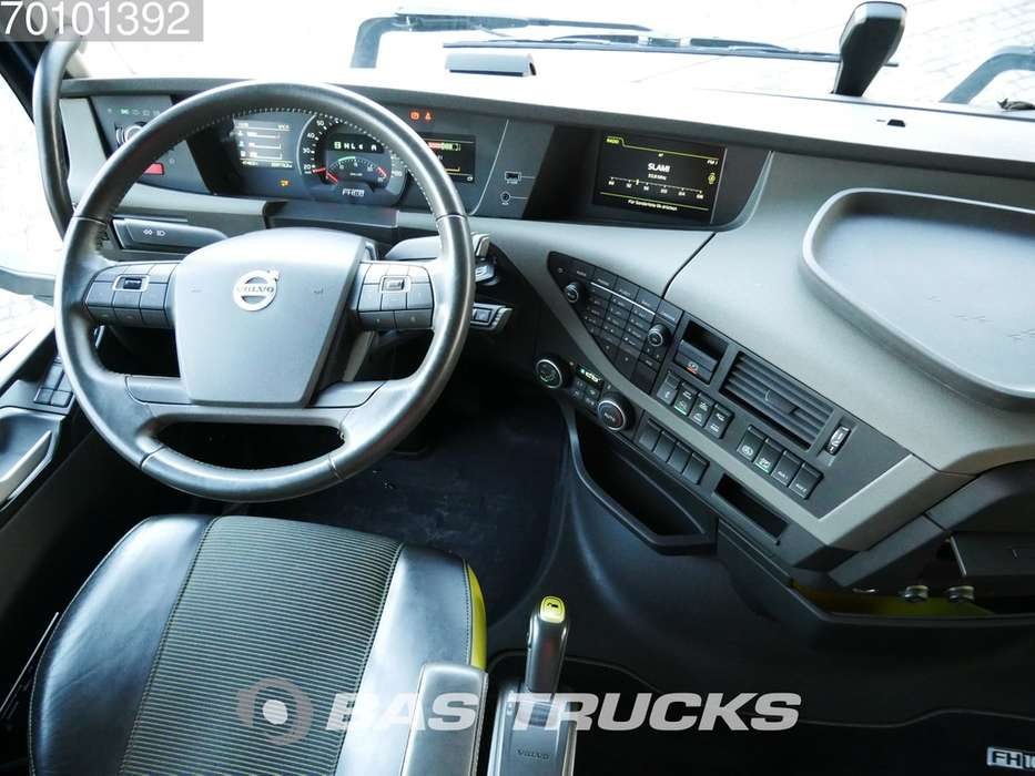 Volvo FH16 750 8X4 Liftachse+Lenkachse I-Park Cool Euro 6 - 2015 - image 14