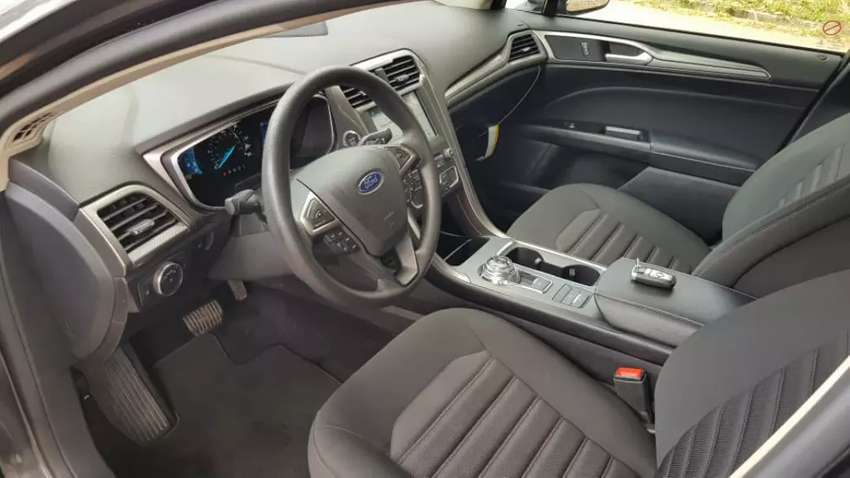 Ford Fusion Anium Fully Loaded