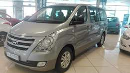 New Hyundai H1 9-Seater Bus 2.5D A/T