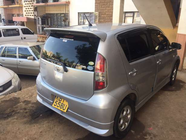 quick sale Toyota passo 1000cc Highridge - image 2
