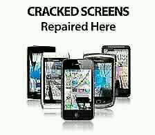 Lcd phone repairs done for all Apple & samsung phones