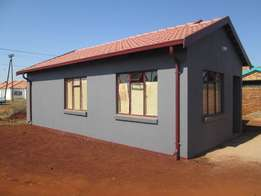 Brand new development house for sale at soshanguve