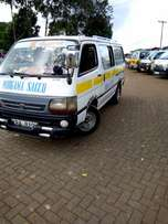 Toyota Shark manual Diesel Matatu Clean Buy and drive