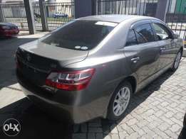 Grey 2011 model 2wd Premio with alloy rims fresh import KCP