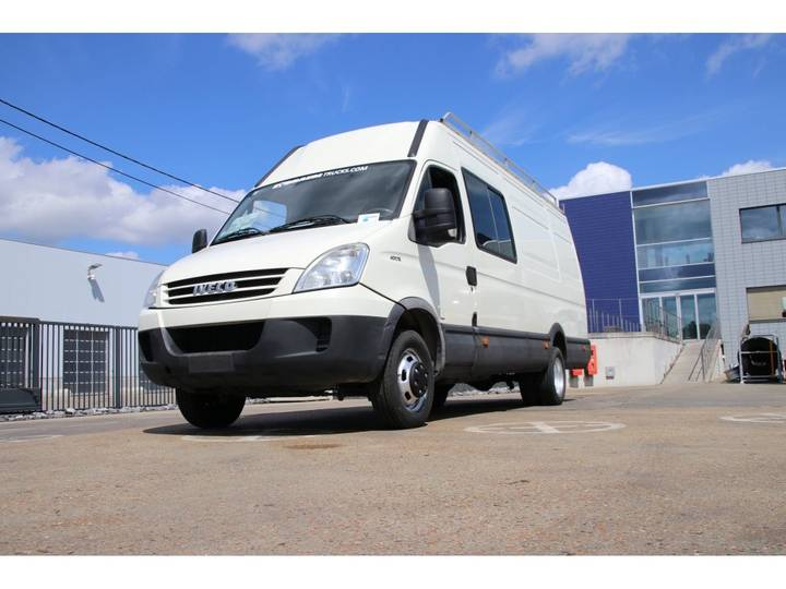 Iveco DAILY 40C12 - 2007
