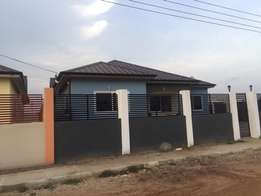 Call for exclusive 3 bedroom self contain house for sale at botwe