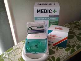 Complete Piston Nebulizer kit with medical sipplies