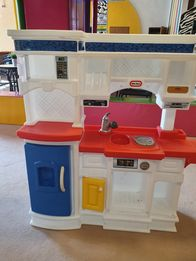 Kuchnia Little Tikes Dla Dzieci Olxpl