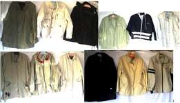 Winter Coats, Jackets - 3 European Bales (opened) ***Reduced R6000***