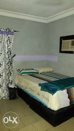 Shared Self contain For Rent Gwarinpa Estate - image 4
