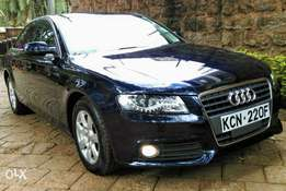 Audi A4, Navy Blue, Year 2010, Engine 1800cc T
