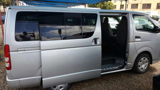 Toyota Hiace KCJ for sale at Ksh 2.1M Mombasa Island - image 4