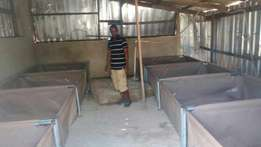 Tutorial on Fish Farm set up and management