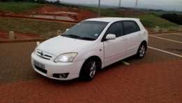 2006 toyota runx for R24 000
