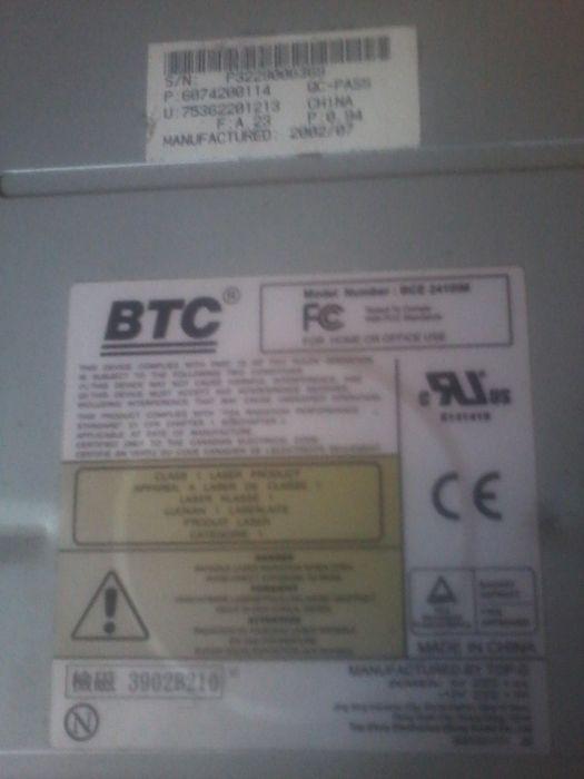 BTC ECB 2410IM Driver Download