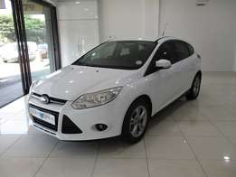 2013 ford focus 1.6 ambiente