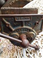 Genuine Vintage Record no. 52 1/2 Wood Workers Vice Bench/Jaws