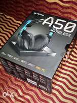 ASTRO A50 2017 wireless pro Gaming Headset, Headphone for PS4 PC