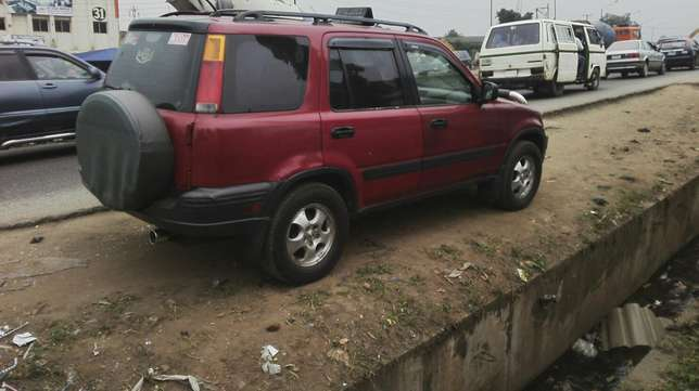 Nigerian used honda accord very clean first body Agege - image 3