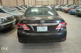 Extremely clean first body 2012 Toyota Corolla