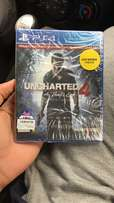 uncharted 4 with 3 months membership