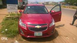Chevrolet cruze 2013 for sale.