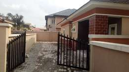 New Luxury 3 Bedroom Detached Bungalow With Bq Thomas Estate Lagos,