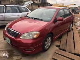 Irresistible 2006 Corolla S Leather wth xcellent Engine
