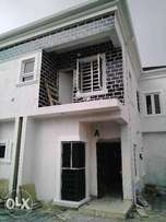 nicely built four bedroom duplex at osapa