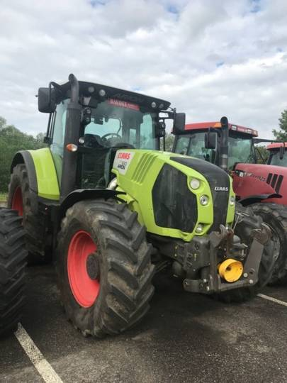 Claas arion 630 - 2013