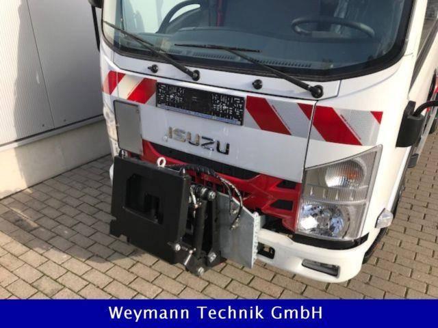 Isuzu Nmr Euro 6 Schm.kab.,universalhydr.,winterpaket - image 5