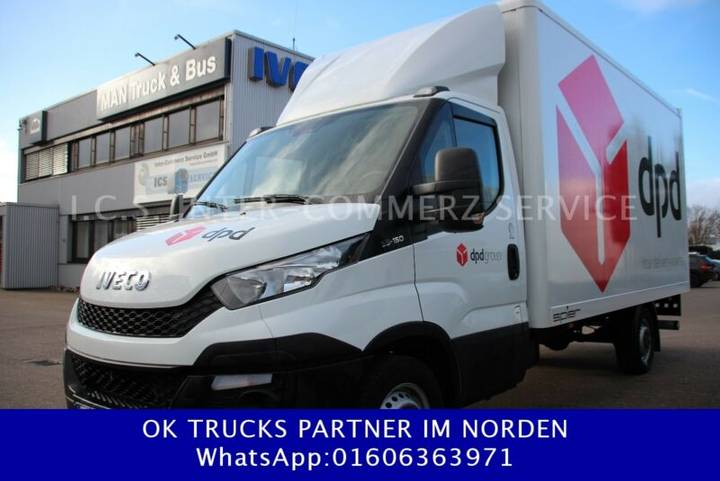 Iveco Daily 35S15 Koffer LBW KLIMA TOP RATE 255- € - 2015