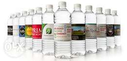 Customised Premium Table Water At Factory Price Plus Free Delivery