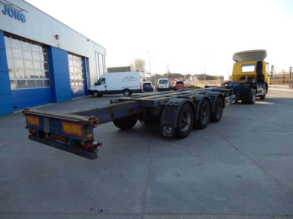 Pacton T3-010, Chassis, Extendable - 2007